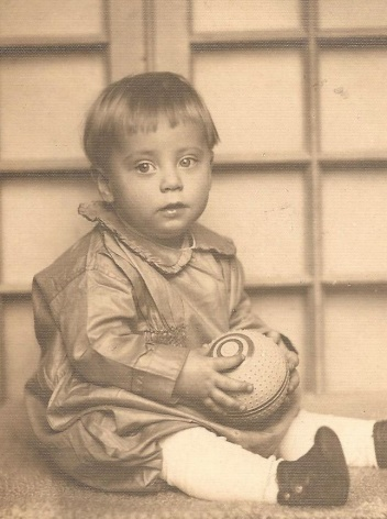 Father Donald, age 2