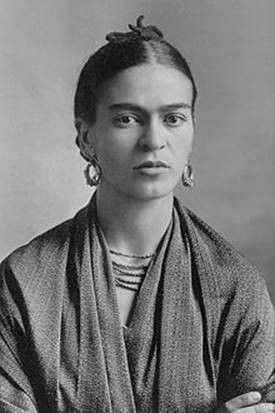 Frida Kahlo Photograph