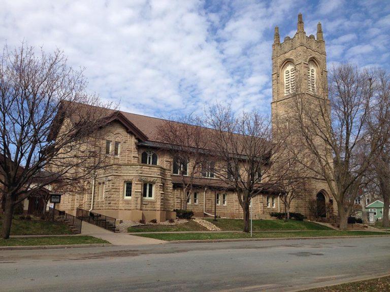 First Congregational Church, Eau Claire, Wisconsin