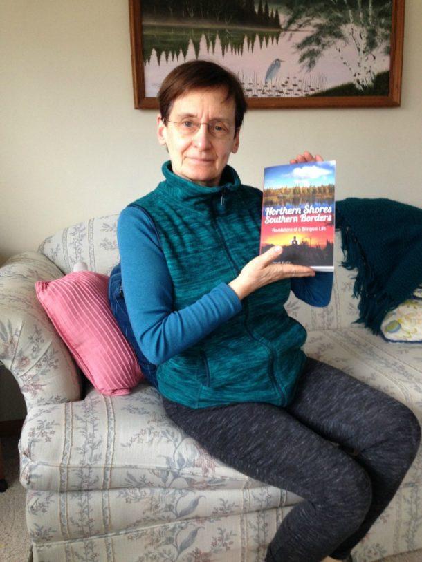 Author Janet Kurtz