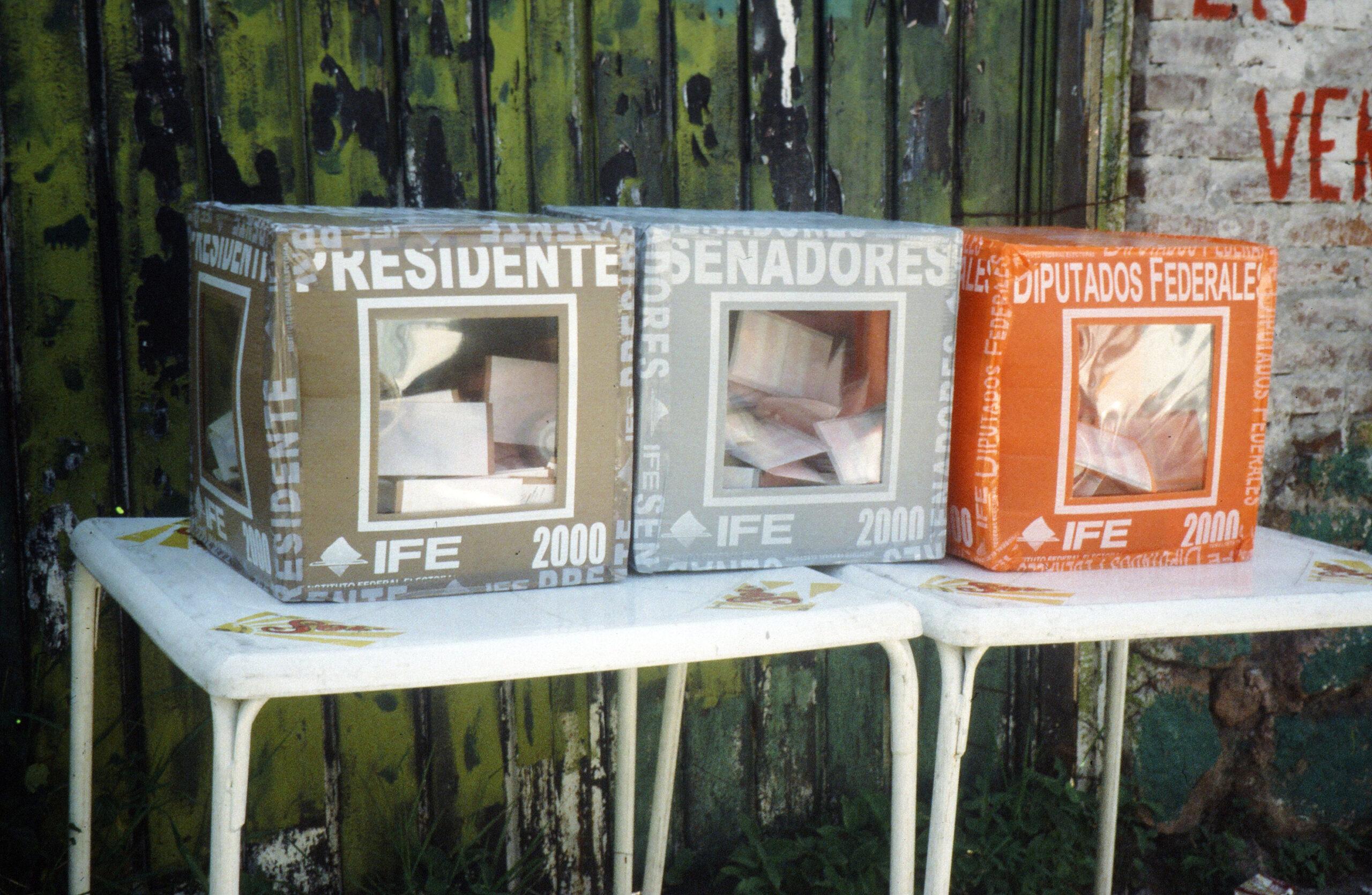 Election Observer