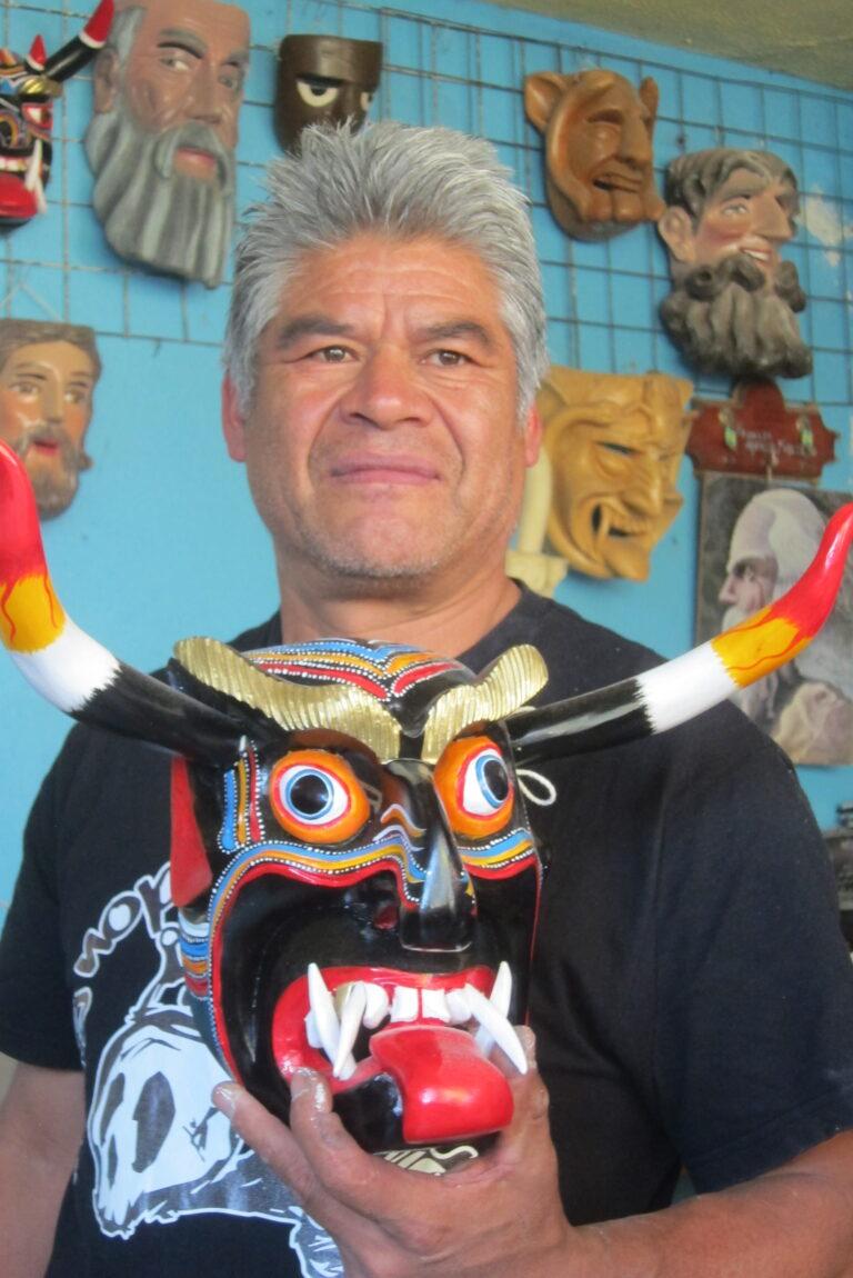 Felipe Horta - Master Mask Maker