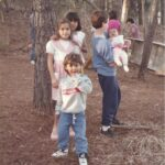 Greg with Jubilee Refugee children